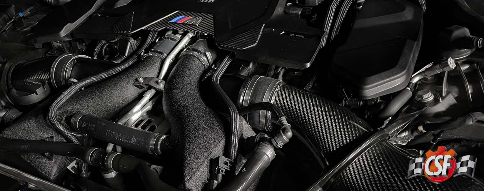 CSF Blog - BMW - BMW F90 M5 and F92 M8 Charge Coolers